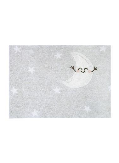 Lorena Canals Happy Moon, Halı,120 x 160 Gri